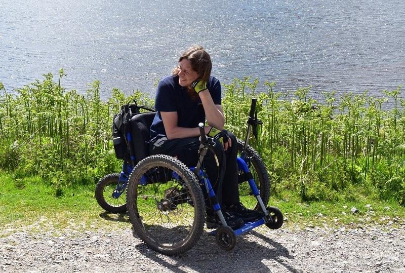 Craig Grimes Mountain Trike